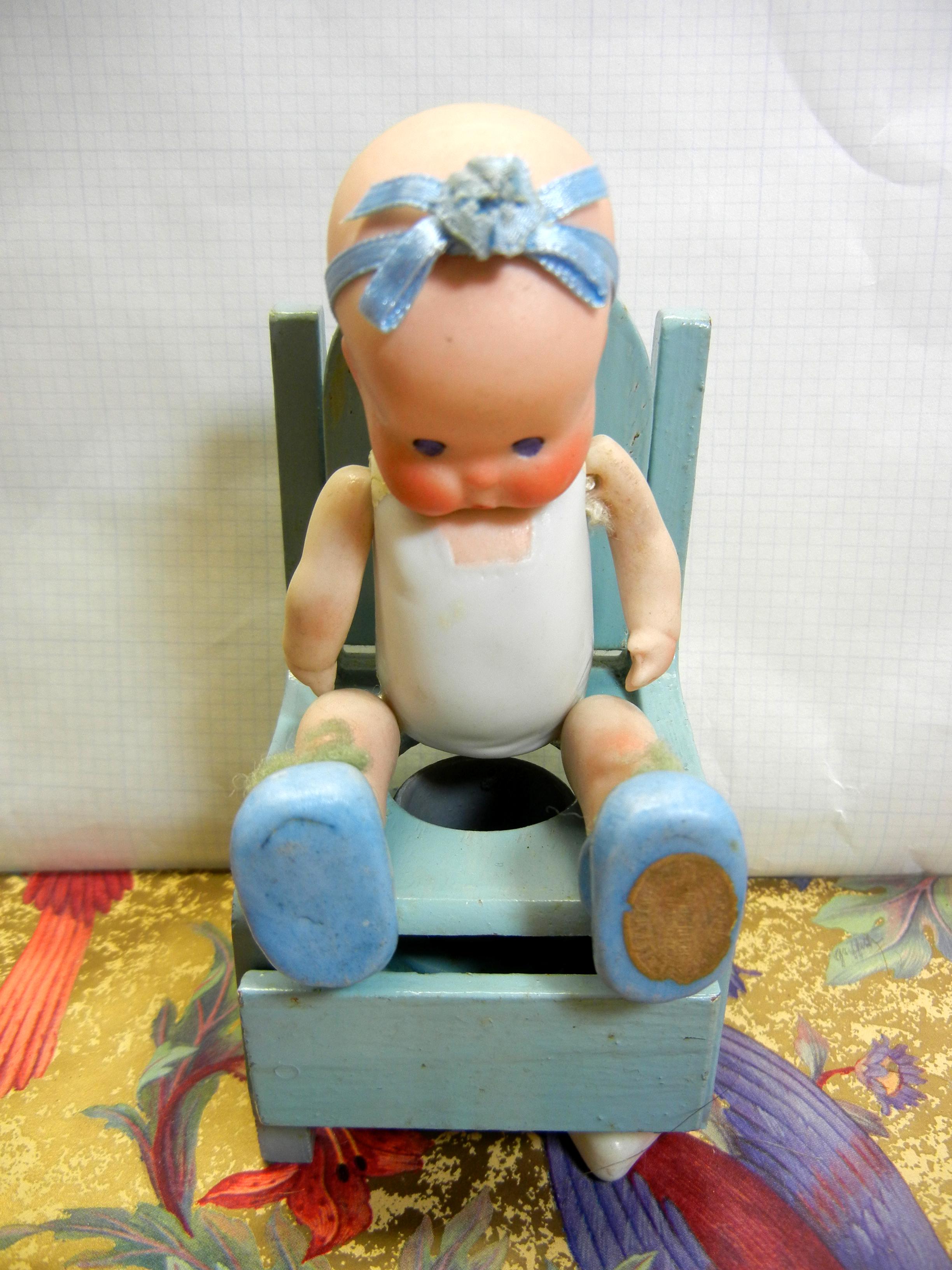 HEBee-SHEBee Doll