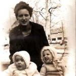Muriel, Nancy, Patsy