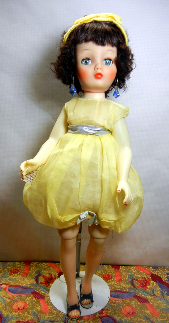 Horsman fashion doll