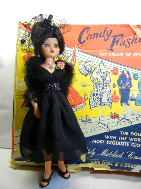 Who Made Candy Fashion Doll Candy Doll