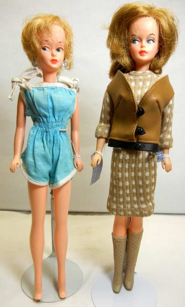 Tressy and Mary Makeup Doll