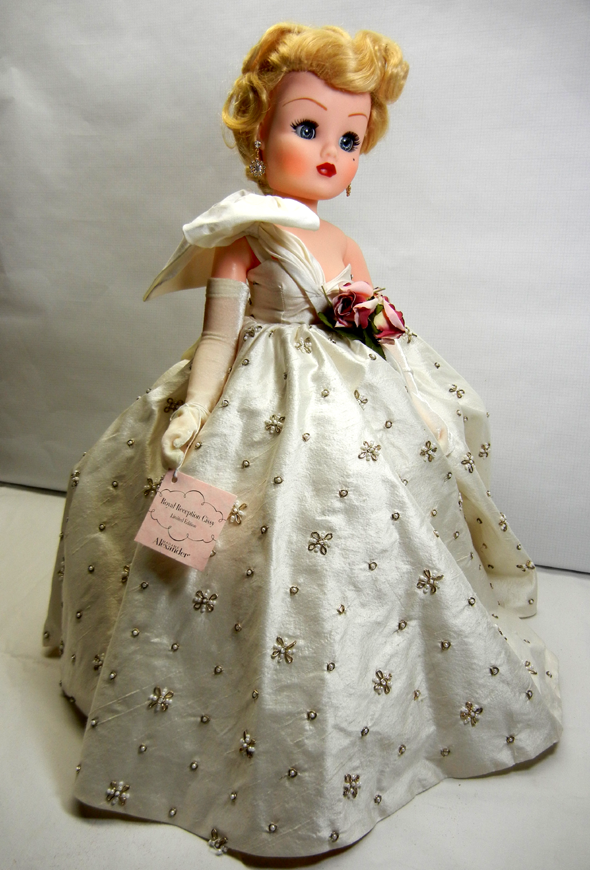 Royal Reception Doll