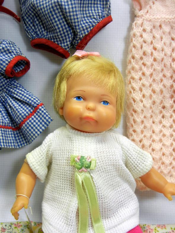 Newborn Thumbelina