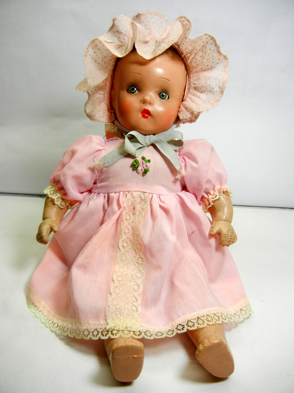1930s Horsman Baby Doll
