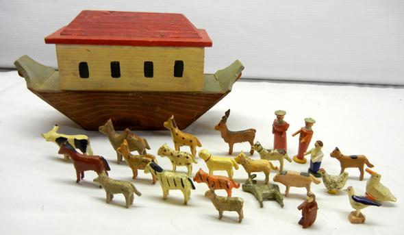 1930s Noah's Ark
