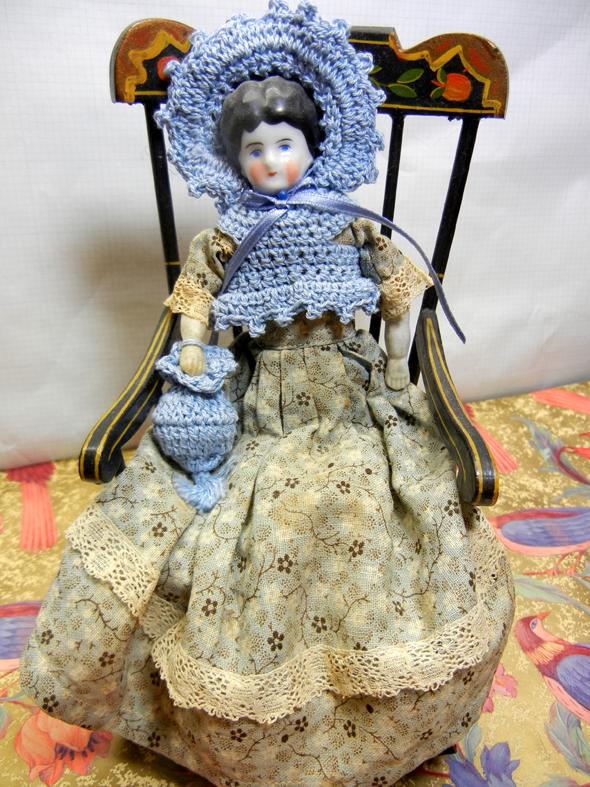 1940s China Doll
