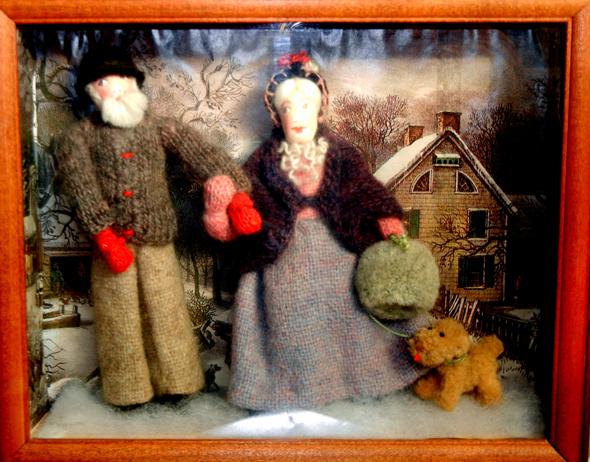John Passa Marie Quoddy Dolls