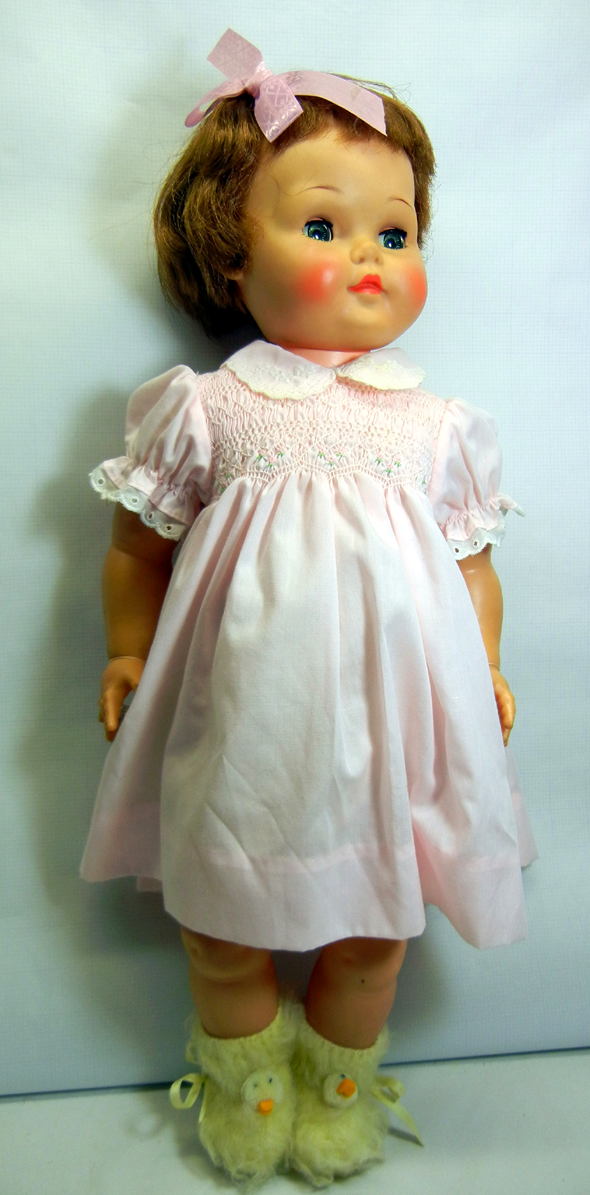 Suzy Playpal Doll