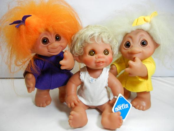 Baby Doll Troll