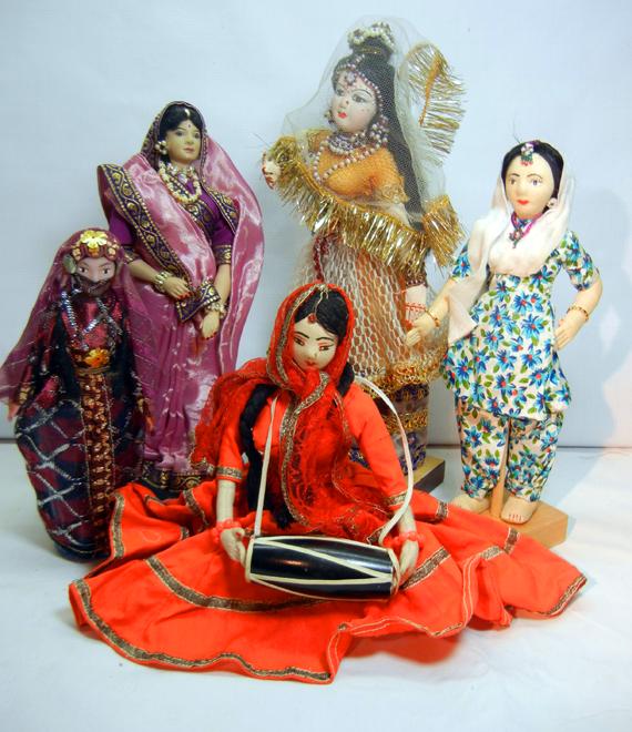 India Dolls