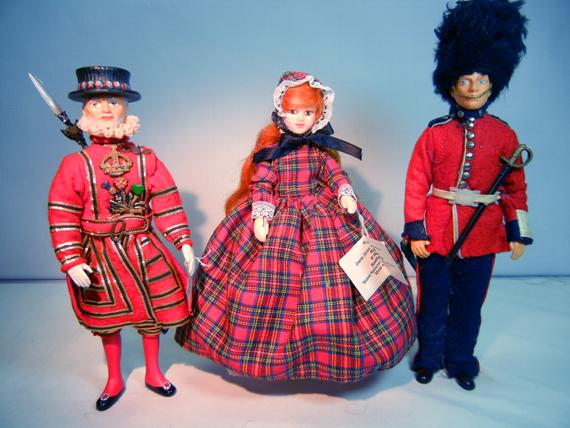Peggy Nisbet Dolls