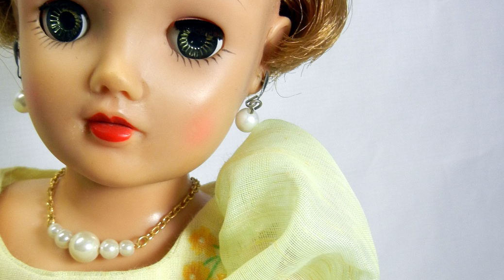 Miss Revlon Doll