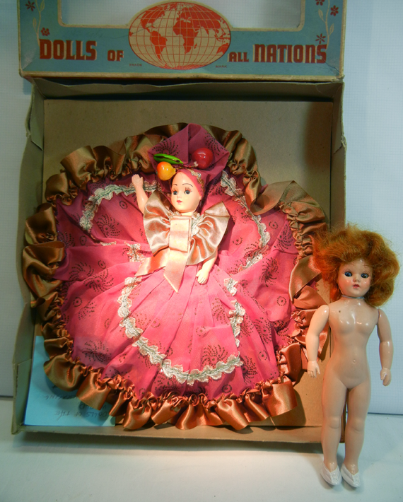 Dolls of All Nations