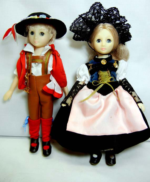 Switzerland Dolls