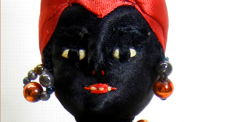 1930 Brazil Doll