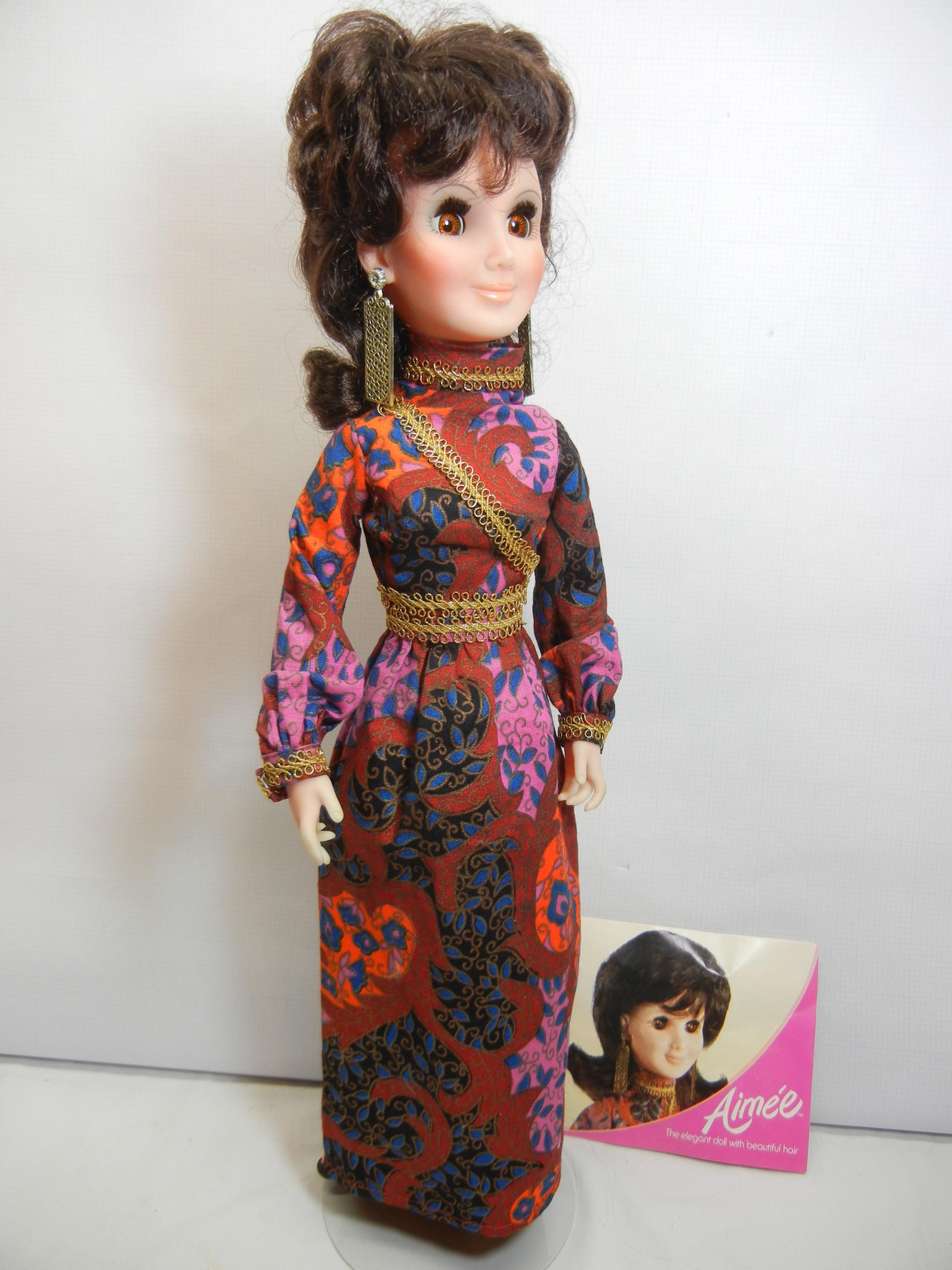 1970s Aimee Doll