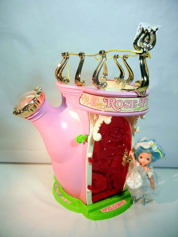 Rose Petal Cottage dollhouse