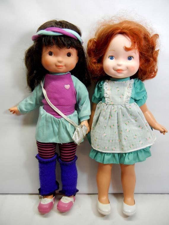 My Friends: Jenny and Becky