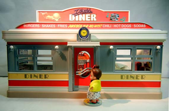 The Dixie Diner Playset